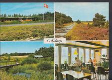 Denmark Postcard - Midtvejs Cafeteria, Viborgvej 57, 7470 Karup J - RR2348