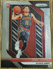 2018-19 Panini Prizm Trae Young Rookie RC 🏀 🔥 Hawks *Read*