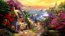 1000 pieces Jigsaw Puzzle Education Puzzles For Adults Kids,beautiful cottage