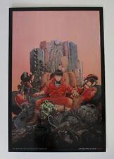 1993 Kodansha Akira hard cardboard original Spanish vintage Poster 26.5 x 39 #5