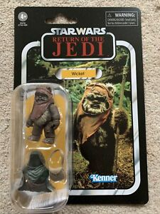 Star Wars Vintage Collection Wicket Ewok Endor VC27 Brand New ROTJ
