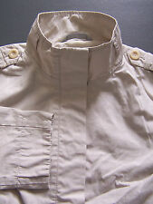 HENRI LLOYD W63 JACKET WOMEN'S 3 MEDIUM 12 LIGHTWEIGHT COTTON VINTAGE # BRG517