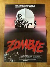 Zombie (Kinoplakat '79)