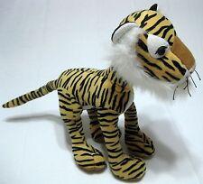 Bendable Tiger Plush Stuffed Animal