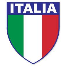 Italie Insigne-drapeau Cool AUTOCOLLANTE STICKERS VOITURE VAN CAMION