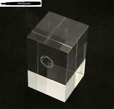 Montblanc CLEAR small promotion / decoration rectangle (1)