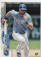 2020 TOPPS SERIES ONE RC BUBBA STARLING KANSAS CITY ROYALS ROOKIE - H6473