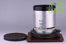 Voigtlander Universal-Heliar 36cm F/4.5 + Compound 5 + Deardorff 810 Board #712