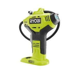 18-Volt ONE+ Lithium-Ion High Pressure Inflation with Digital Gauge (Tool-Only)