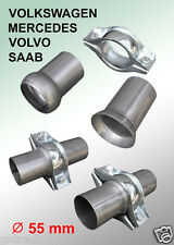 VOLVO MERCEDES SAAB VW FLANGE REPAIR FITTING KIT EXHAUST JOINT 55mm