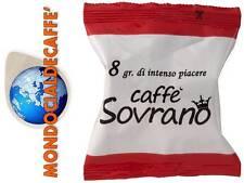 400 cialde capsule caffè sovrano CREMA AROMA compatibili lavazza espresso point