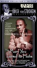 The Man You Loved to Hate (VHS, 2003) (Brand new sealed)