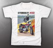VINTAGE YAMAHA XS2 650 TEE-SHIRT LIKE NOS
