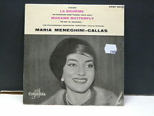 MARIA MENEGHINI-CALLAS La bohème ESBF201