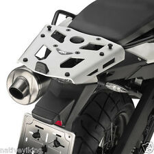 BMW F700 GS GIVI SRA5103 aluminium REAR RACK for F700GS 2013 luggage PLATE kit