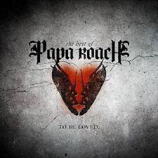 PAPA ROACH TO BE LOVED THE BEST OF CD RARE BONUS DVD 17 music videos all region