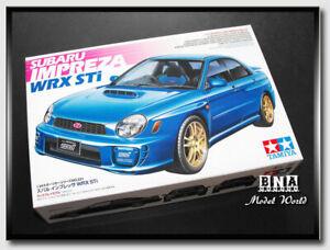 Tamiya 1/24 Subaru Impreza WRX STi