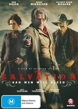 The Salvation - Western DVD, brand new & sealed