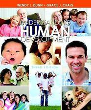 """""""GOOD COND""""  Understanding Human Development 3RD US EDITION (2012) Craig Dunn"""