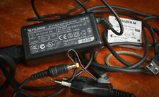 Chargeur Fuji film AC-5 VW Power Adapter + Batterie NP-40 + cordon USB