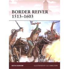 Border Reiver 1513-1603 (WAR Nr. 154) Osprey Warrior