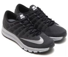 NWT Nike Air Max Running Shoes- Oakland Raiders Silver/Black- 810885-001  -SZ-12