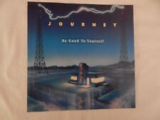 """JOURNEY """"BE GOOD TO YOURSELF"""" PICTURE SLEEVE! BRAND NEW! ONLY NEW COPY ON eBAY!!"""