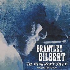 BRANTLEY GILBERT CD - THE DEVIL DON'T SLEEP [2CD DELUXE EDITION](2017) - NEW