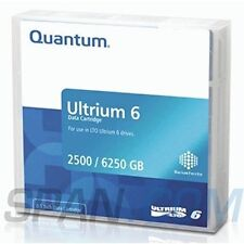 Quantum MR-L6MQN-03 Tape Lto Ultrium-6 2.5tb/6.25tb Metal Particle [mp]
