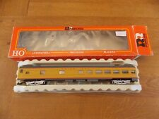 RIVAROSSI UNION PACIFIC RAILROAD OBSERVATION CAR COACH H0 Gauge