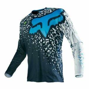 Men's FOX Cycling Jersey Ranger DR LS Long Sleeve Mountain Bike Racing Shirt