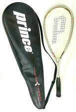 Prince TT Sovereign Squash Racket Triple Threat Tungsten Racket & Case