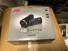 New JVC Everio GZ-HM30AU HD Camcorder - BLUE