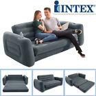 Intex Sofa Couch Lounge Sessel Luftbett ausziehbar Camping Schlafsofa Gästebett