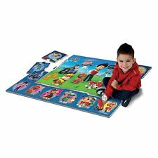 Paw Patrol Giant Electronic Floor Mat Game Interactive Puzzle Jigsaw New Toy
