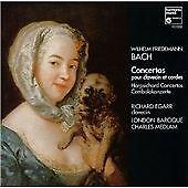 London Baroque Wf Bach;Harpsichord Concs. CD