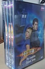 Doctor Who: The David Tennant Years (DVD, 2014, 23-Disc Set)