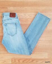 ~Nice!~ Men's Abercrombie & Fitch RUSTIN Athletic Slim Stretch Jeans 26 X 30