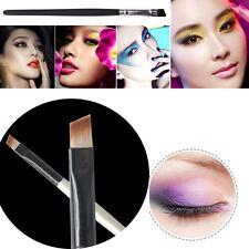 Girls women Professional Elite Angled Eyebrow Brush Nice Eye Liner Brow Makeup