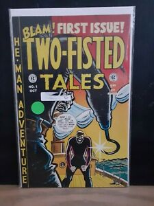 Reprint Two-Fisted Tales #1 (Oct,1992) Modern Age Comic NM+