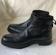 91224aee94a268 Vintage Nike Air Jordan Elegante Two3 Black Leather Men s Sneakers Boots 11