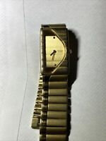 Vintage Seiko 2Y00-5G10 Gold Tone Ladies Watch