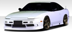 89-94 Fits Nissan 240SX HB GT-1 Duraflex Full Body Kit!!! 107988