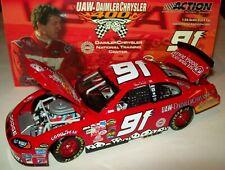Bill Elliott 2004 Daimler Chrysler UAW #91 Dodge 1/24 NASCAR Diecast Raced Tire