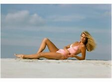CHRISTIE BRINKLEY 80's Eighties Art Photo Poster |24 x 36 inch| 6