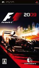 Used PSP F1 2009 Import Japan