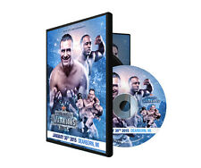 Official ROH Ring of Honor Winter Warriors Tour: Dearborn 2015 Event DVD