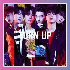 GOT7 Japan Second Mini Album [TURN UP] Type A (CD + DVD) Limited Edition