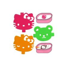 Hello Kitty Bento Food Separator Sheet Seasoning Mold