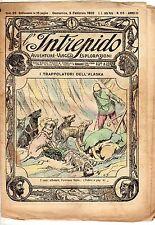 rivista L'INTREPIDO ANNO 1922 NUMERO 115